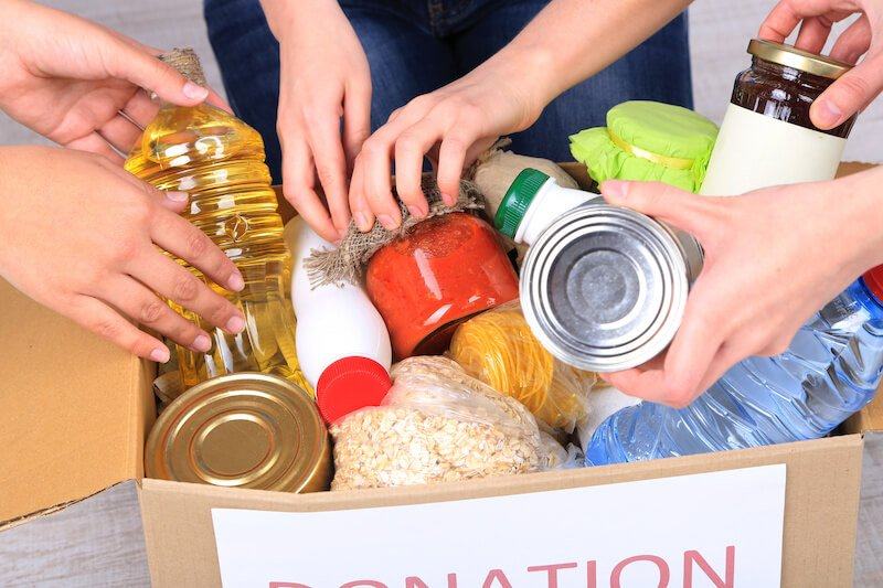 Help us to donate more them 200 lbs of food to the LB Mission this Thanksgiving 2019
